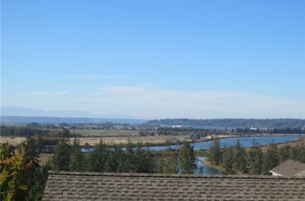 Spectacular Views of Snohomish River Valley